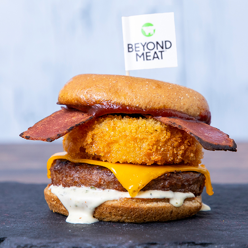 BBQ Ranch Beyond Burger