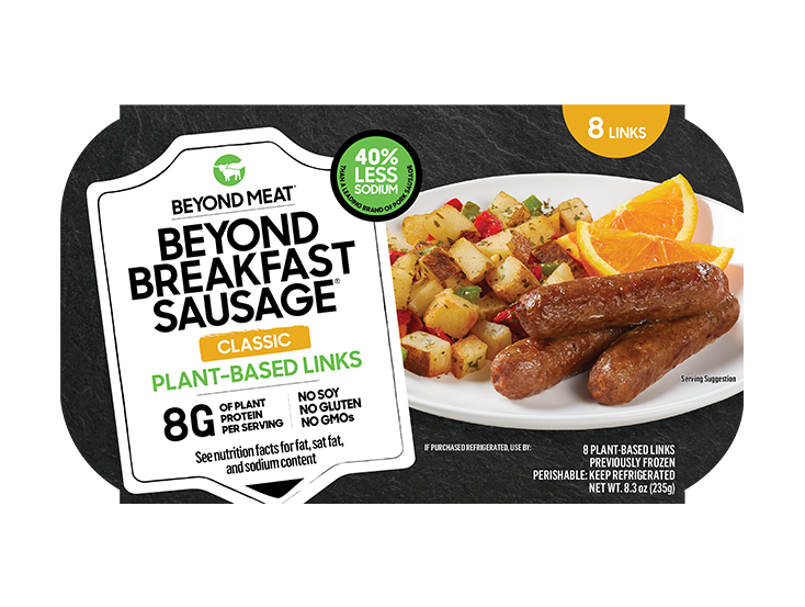 BEYOND BREAKFAST SAUSAGE<sup>®</sup> LINKS, CLASSIC