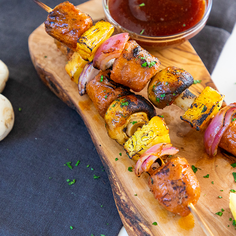 Beyond Sausage Skewers