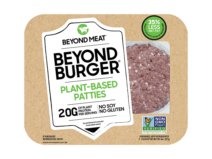 Beyond Burger® - Beyond Meat - Go Beyond®