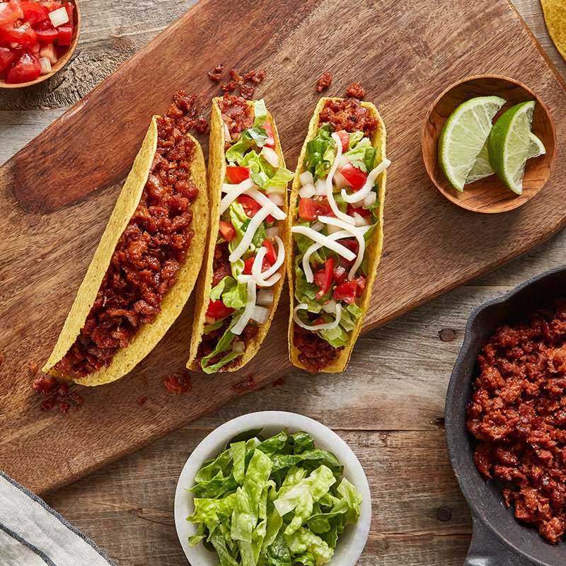 PK Subban's Game Day Beyond Beef Tacos
