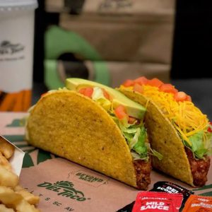 Del Taco Looks To Beef Up Their Menu Beyond Meat The Future Of