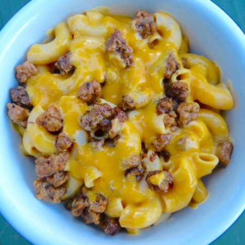 April Ross' Butternut Squash Mac-N-Cheese
