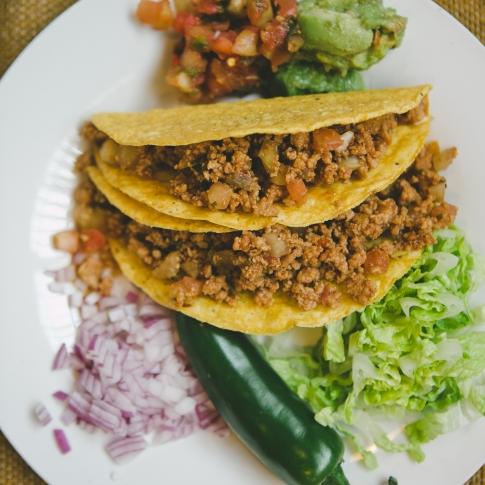 Beyond Beef Tacos