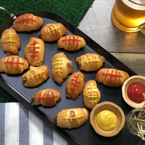 ​Game Day Beyond Sausage Roll-Ups